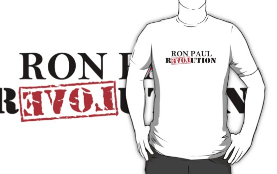 Ron Paul Revolution 2012 by avdesigns
