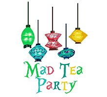 Mad Tea Party Photographic Print