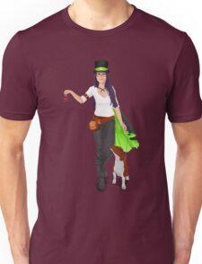Steampunk Angel Unisex T-Shirt