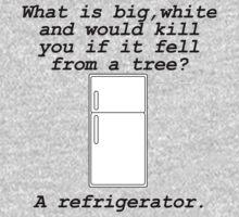 Refrigerator antijoke by kawwykid