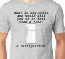 Refrigerator antijoke Unisex T-Shirt