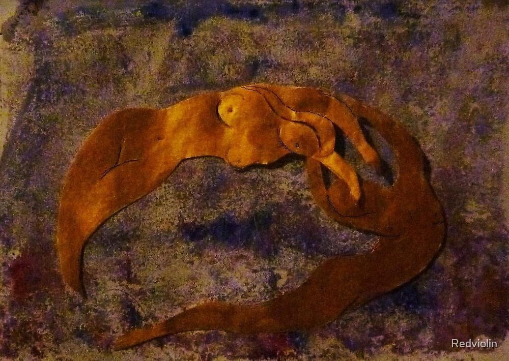 MERGE (Dark version) by Redviolin