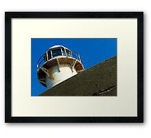 South Gare Lighthouse 003 Framed Print
