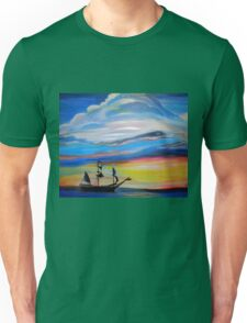 Sunset, Set Sail... Unisex T-Shirt