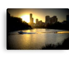 Moomba Masters (toned & tilted) Canvas Print