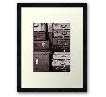 Cases Framed Print