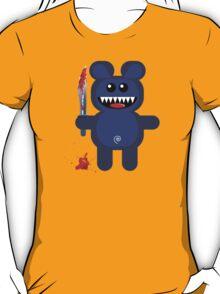 BEAR 2 (Cute pet with a sharp knife!) T-Shirt