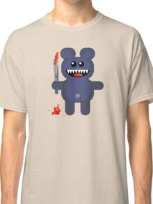 BEAR 2 (Cute pet with a sharp knife!) Classic T-Shirt
