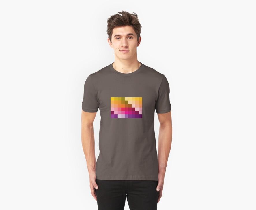 Pantone Squares 2 by Pc240471