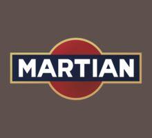 Martian martini One Piece - Short Sleeve