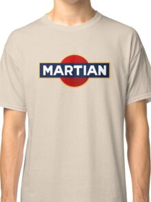 Martian martini Classic T-Shirt