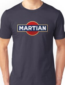 Martian martini Unisex T-Shirt