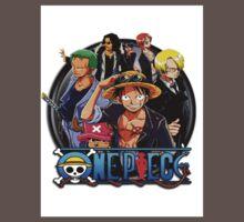 onepiece crew One Piece - Short Sleeve