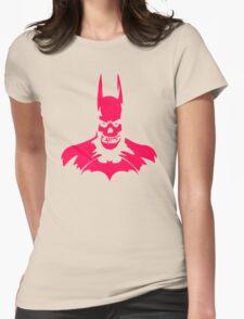 Batman Misfits Parody Womens Fitted T-Shirt