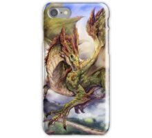 Young Moss Dragon iPhone Case/Skin