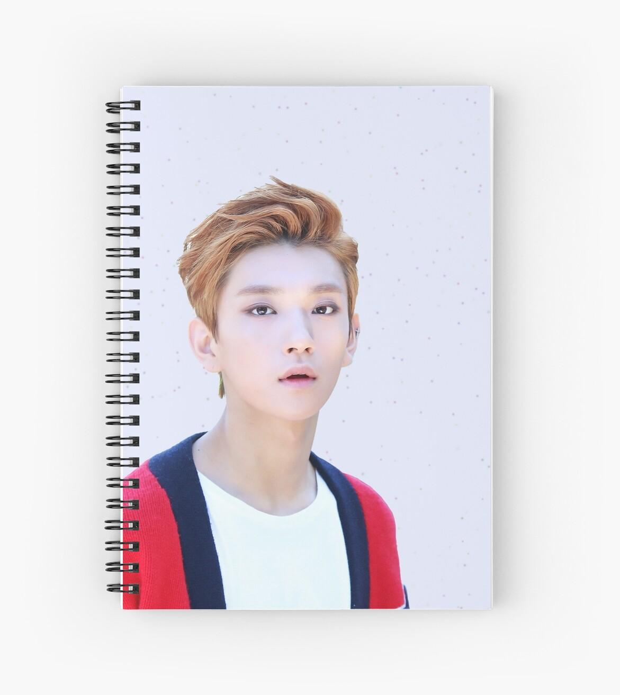 Quot Joshua Jisoo Seventeen Kpop Spiral Notebook Quot Spiral