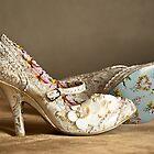 Wedding shoes by Brendan Ó Sé