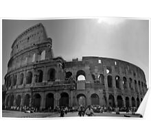 The Colosseum  Poster