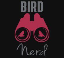 Bird Nerd by FivefeeShirt75