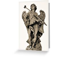 The Archangel Greeting Card