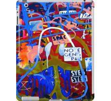 Graffiti #50 iPad Case/Skin
