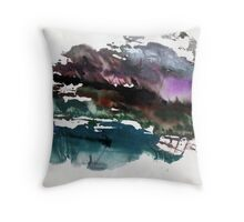 Abstract Painting Nº 06 Throw Pillow