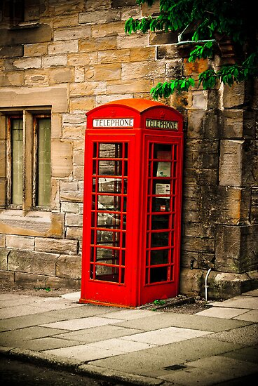 Phonebox by DeePhoto