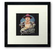 Macklemore Downtown Framed Print