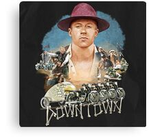 Macklemore Downtown Canvas Print