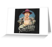 Macklemore Downtown Greeting Card
