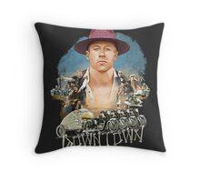 Macklemore Downtown Throw Pillow