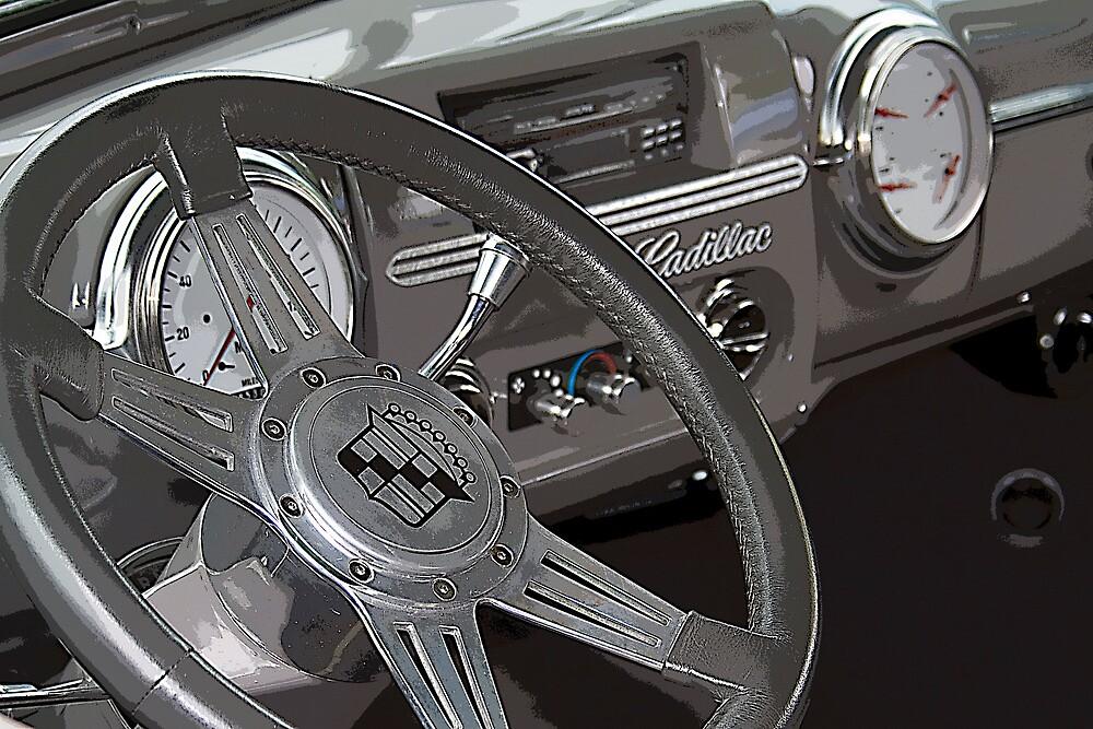 1942 Cadillac  by chuckbruton