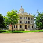 Milam County Courthouse; Cameron, TX by plsphoto