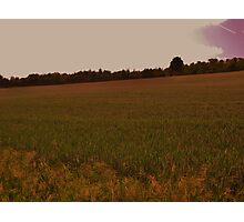 Lulingstone Landscape Photographic Print