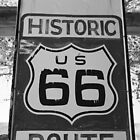 Historic Route 66 by perrycass