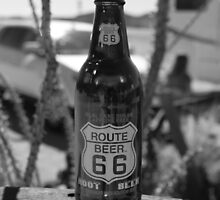 66 Route Beer by perrycass