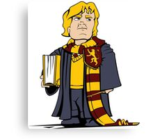 The Giant of Gryffindor Canvas Print