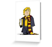 The Giant of Gryffindor Greeting Card