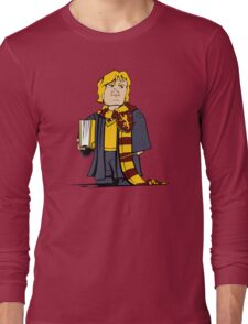 The Giant of Gryffindor Long Sleeve T-Shirt