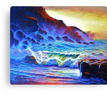 Forgotten Cove Canvas Print