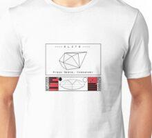 Press Space, Commander Unisex T-Shirt