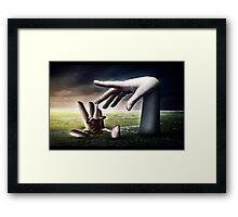 The Life of Man Framed Print