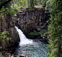 McCloud Falls by Amy Hallowes