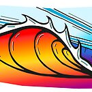 Power Wave by colourfreestyle