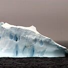 The colour of ice by John Dalkin