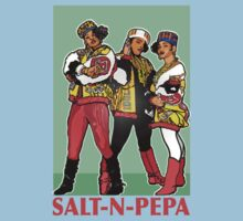 THE SHOWSTOPPERS: SALT-N-PEPA Kids Clothes
