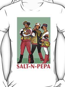 THE SHOWSTOPPERS: SALT-N-PEPA T-Shirt