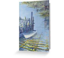 Frail Cove, nr Chester, Nova Scotia Greeting Card