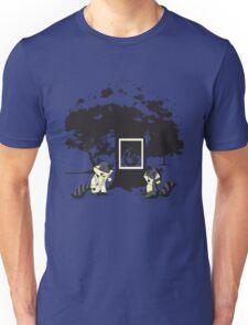 Dr. Racoon Unisex T-Shirt