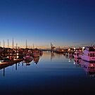 Percival Landing Twilight by nwexposure